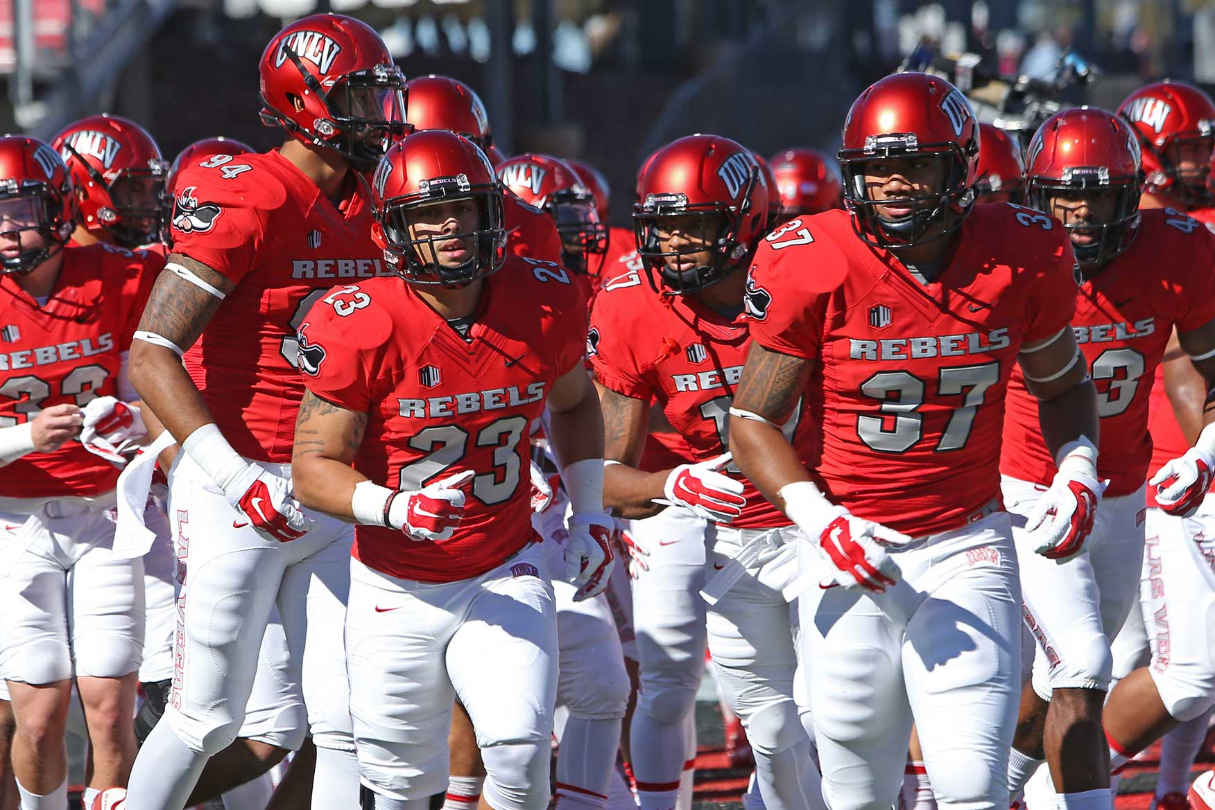 UNLV Football Review 2019