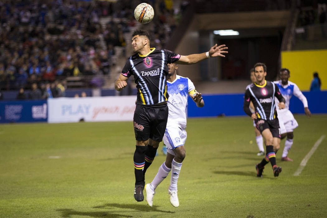 MATCH RECAP: Las Vegas Lights FC vs Real Monarchs SLC