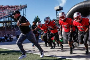 UNLV's Flight Crew is Ready for Take Off this Season
