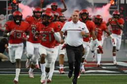 UNLV Rebels vs Hawaii UNLV Football