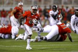 Final Score: Football Game Recap - UNLV 56 - SUU 23