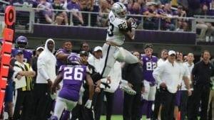 Game Balls - Week 3 - Raiders vs Vikings