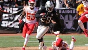 Game Balls - Week 2 - Raiders vs Chiefs