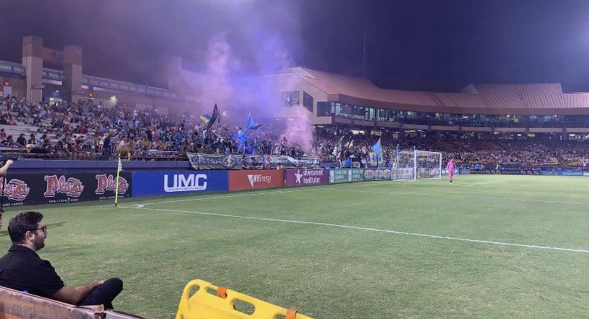 MATCH RECAP: Las Vegas Lights FC vs El Paso Locomotive FC 0-3