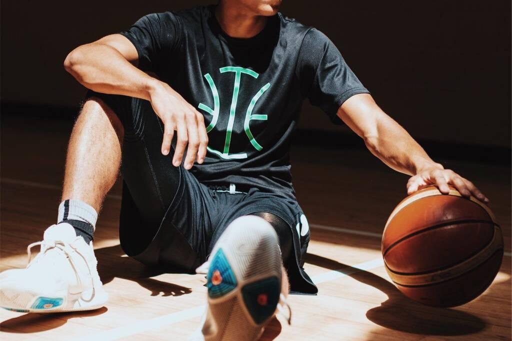 Nick Fleming UNLV Mens Basketballl
