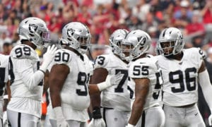 New Raiders Football Preview Week 7 - Raiders vs Packers