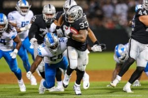New Raider Preview Week 9 - Raiders vs Lions