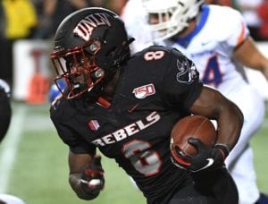 rebels vs vanderbilt UNLV football