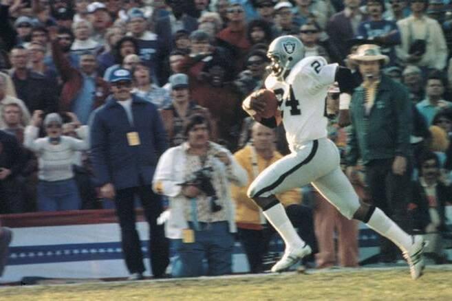 Raiders vs Packers
