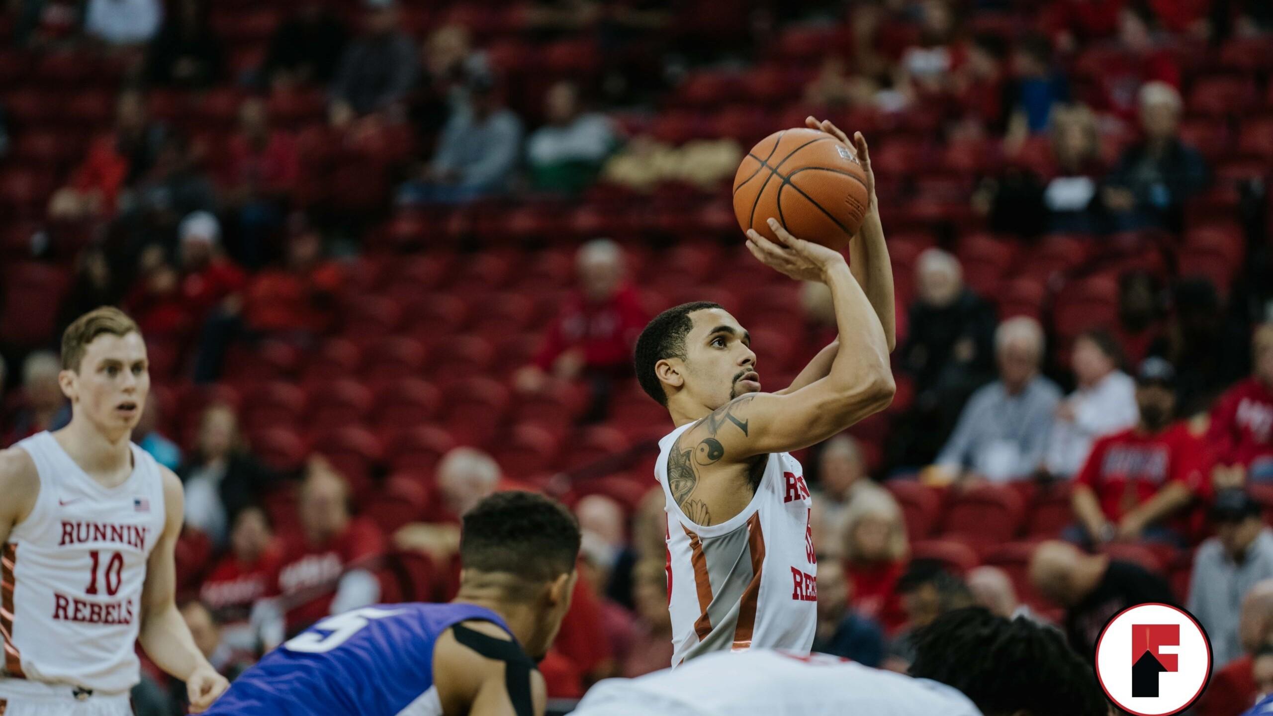 unlv vs Fresno state UNLV Basketball runnin rebels