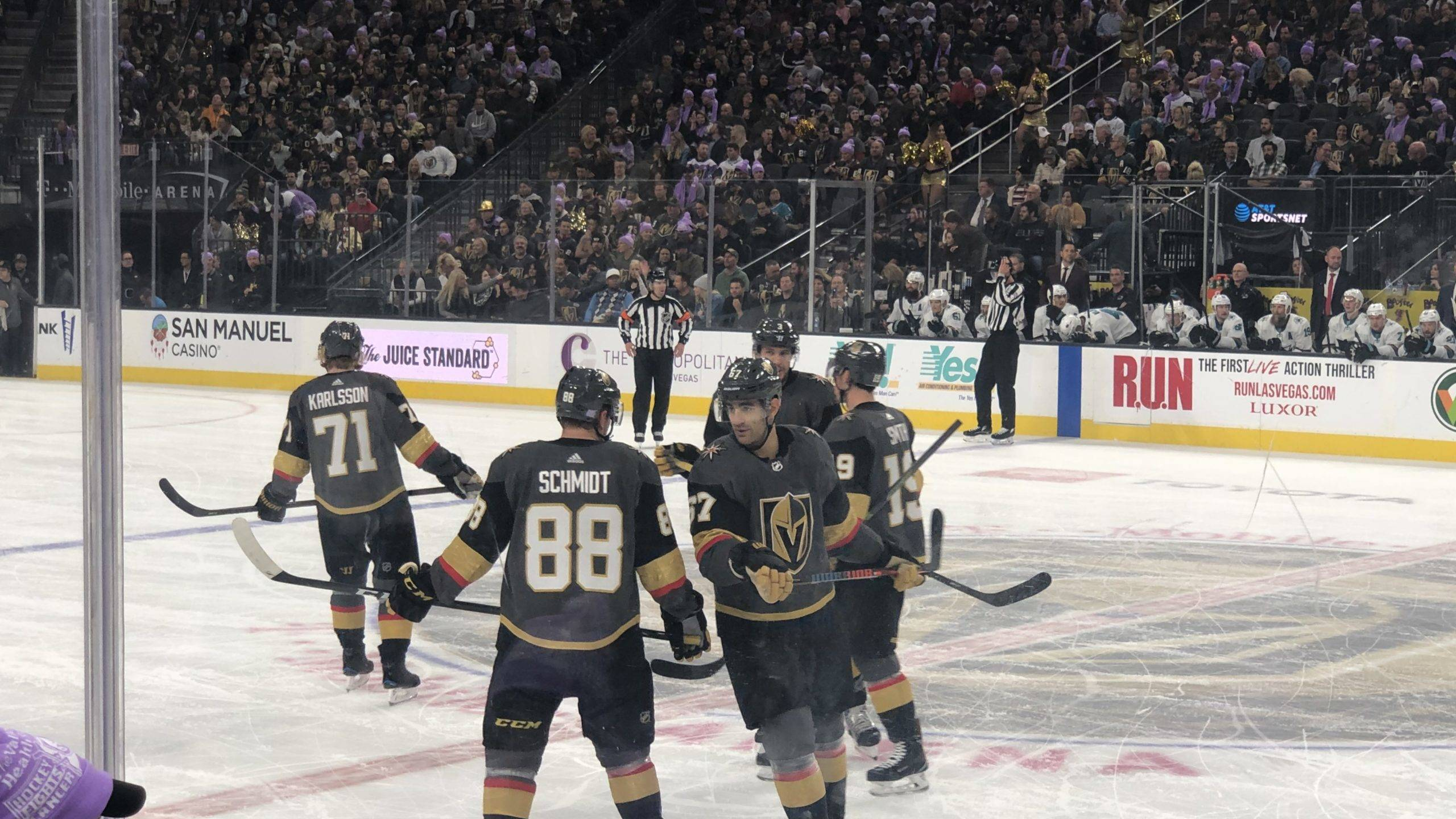 vgk vs tampa bay lightning