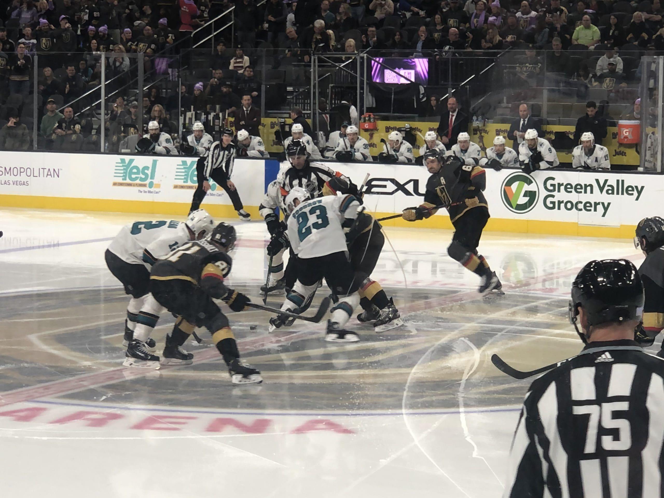 golden knights vs montreal