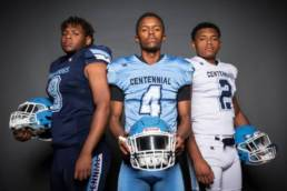 Las Vegas High School Football Game of The Week: Centennial vs. Cimarron