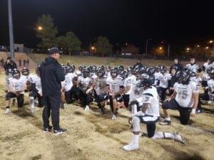 Las Vegas High School Football Palo Verde vs Las Vegas
