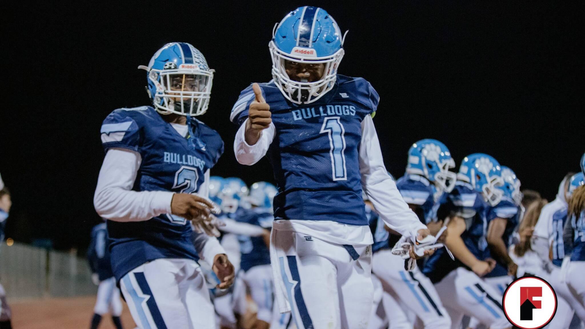Centennial High School Football - Centennial vs Legacy Las Vegas High School Football Playoffs