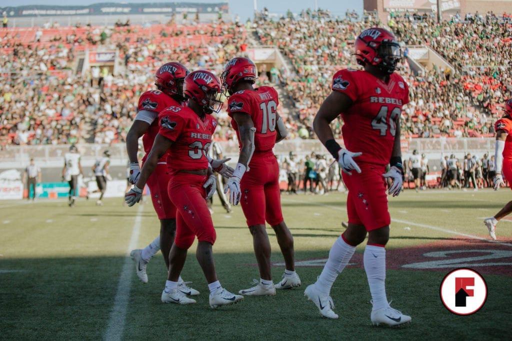 unlv run defense - unlv football 3-3-5 Stack for 2020