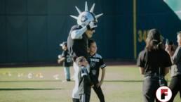 Raiders Watch Party Week 11 - Inspiring The Community