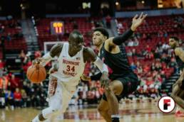 UNLV vs Utah State Basketball