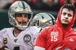 New Raider Preview - Raiders vs Chiefs - Week 13