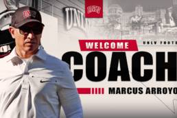 UNLV Adds Swag for 2020 With Marcus Arroyo