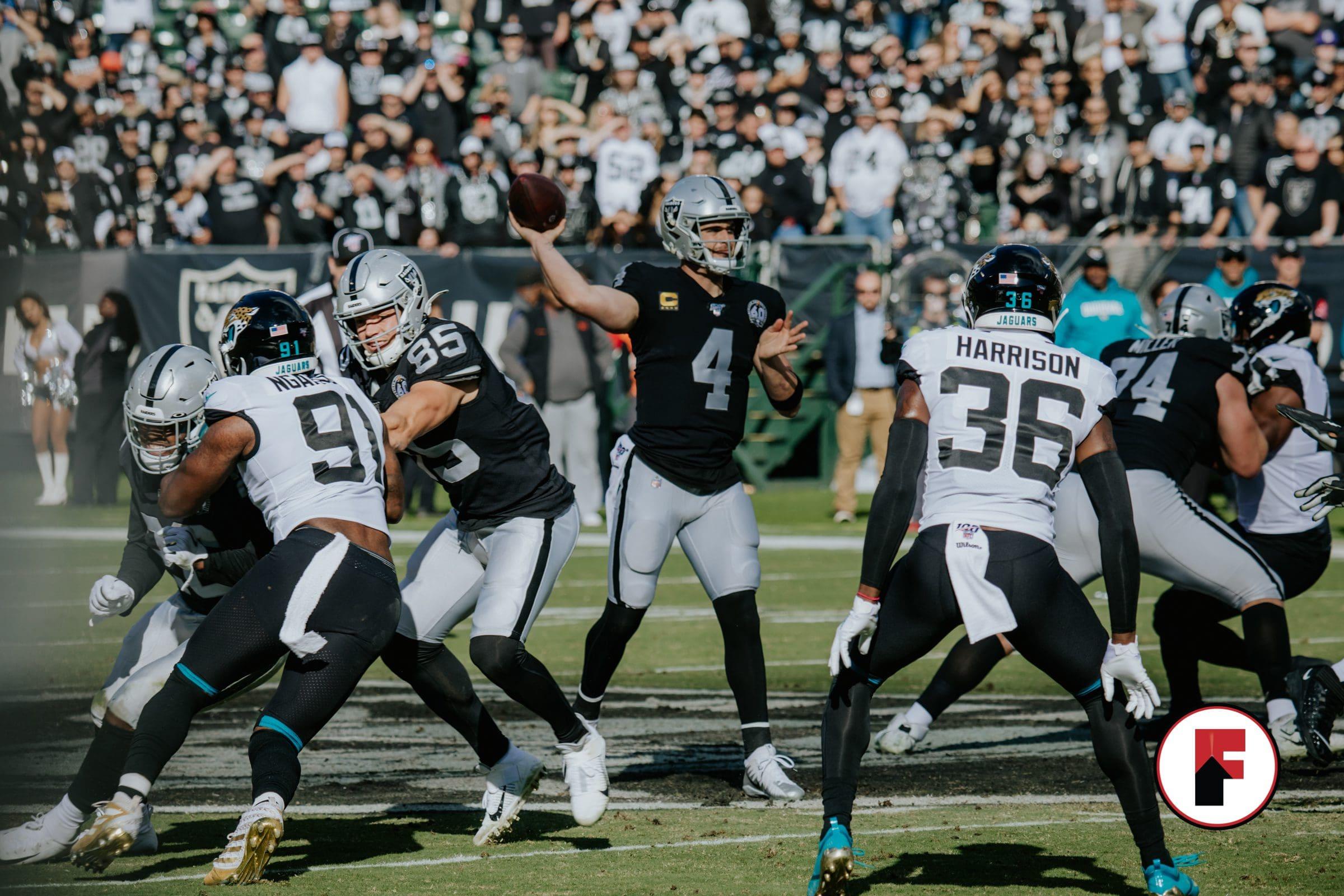 wwjd - raiders quarterbacks - thou shall not covet other quarterbacks - Derek Carr