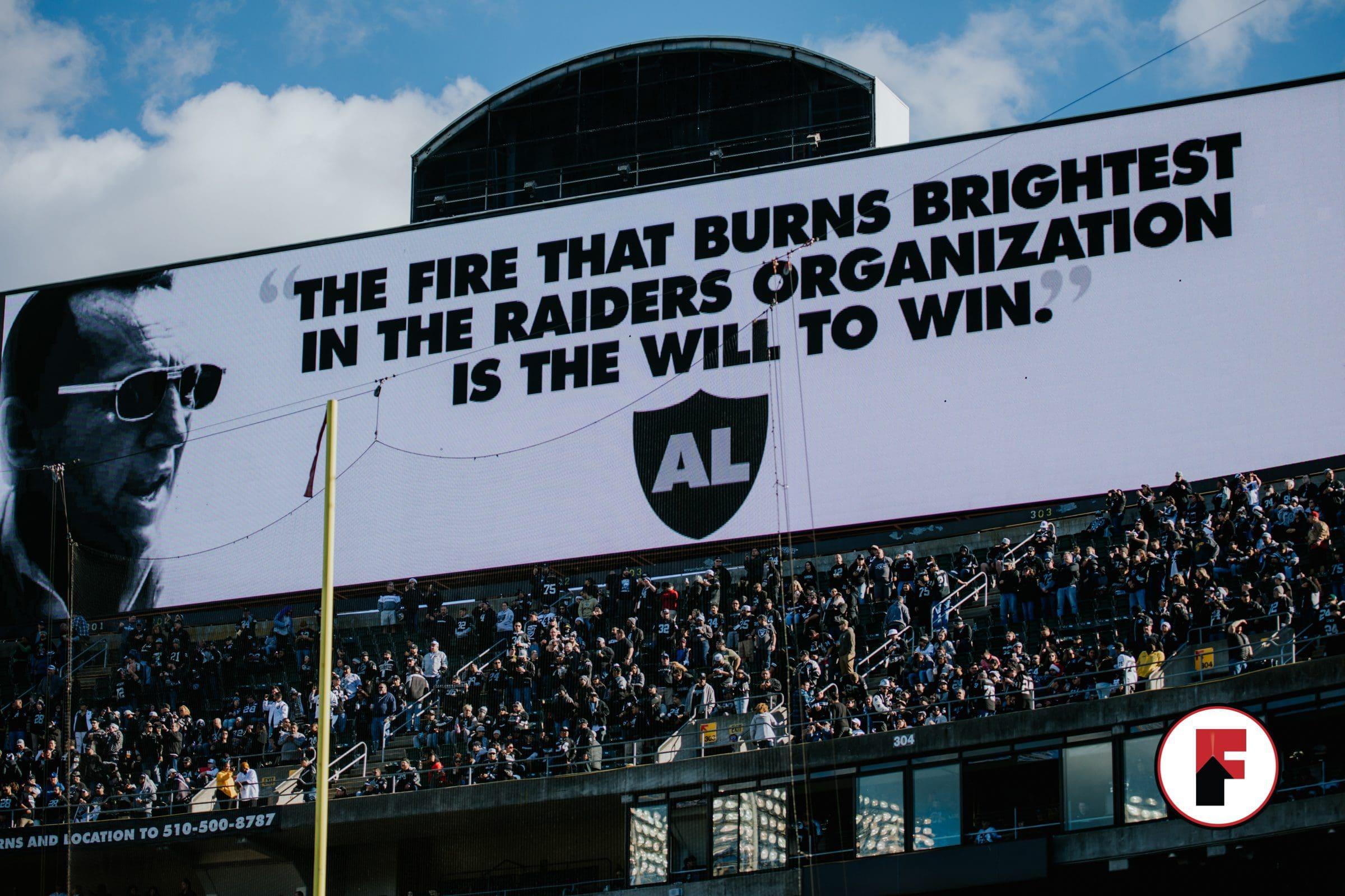 Raiders Last Game in Oakland-48