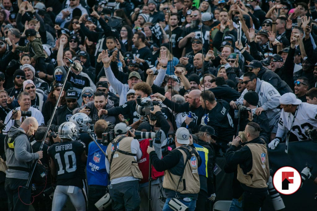 WWJD #6 - Part 5 - The New Las Vegas Raiders - The New Raider Nation