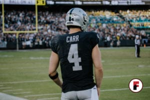 wwjd - raiders quarterbacks - thou shall not covet other quarterbacks - Derek Carr