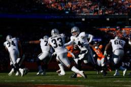 Raiders vs Broncos