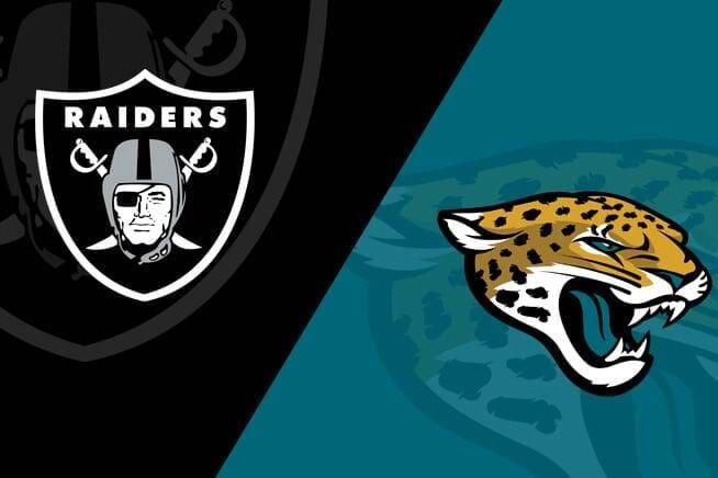 Raiders vs Jaguars