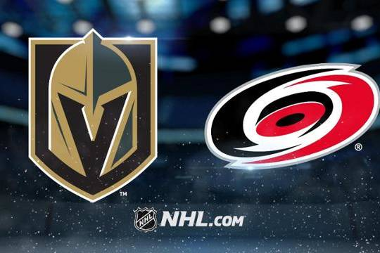 Golden Knights vs Hurricanes