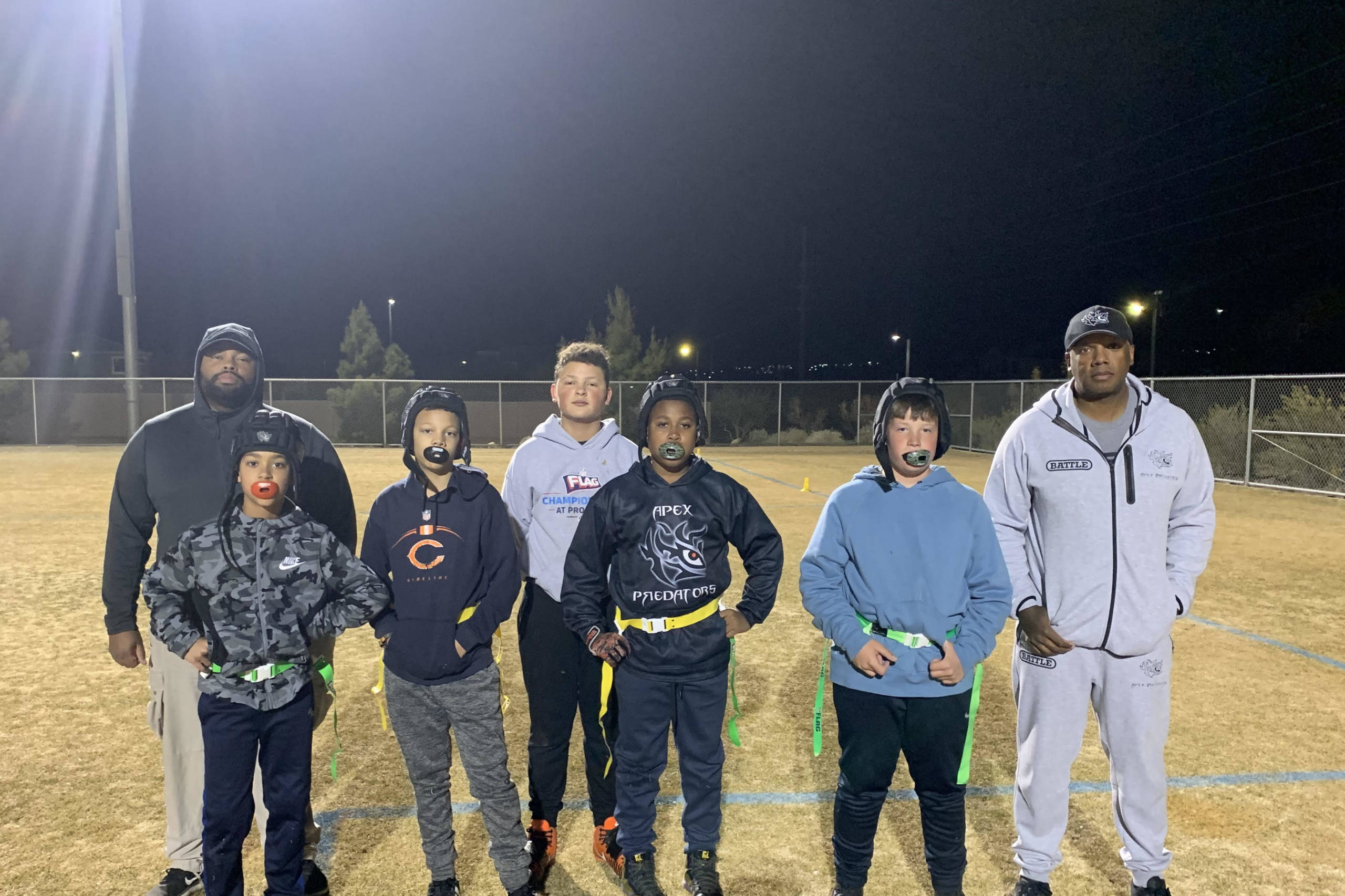 Las Vegas Apex Predators Youth Flag Football