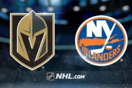 New Game Preview: Golden Knights vs Islanders - Game 59