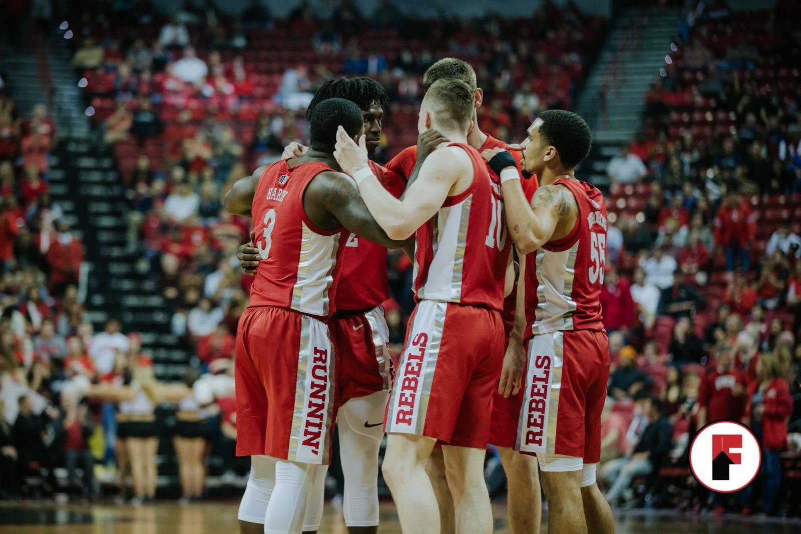 UNLV Basketball Roster 2020-2021 Runnin Rebels vs New Mexico