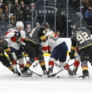 New Game Preview: Golden Knights vs Panthers - Game 62