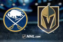 New Game Preview: Golden Knights vs Sabres