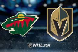 New Game Preview: Golden Knights vs Wild - Game 58