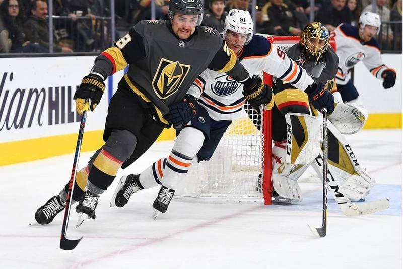 VGK vs Edmonton Oilers