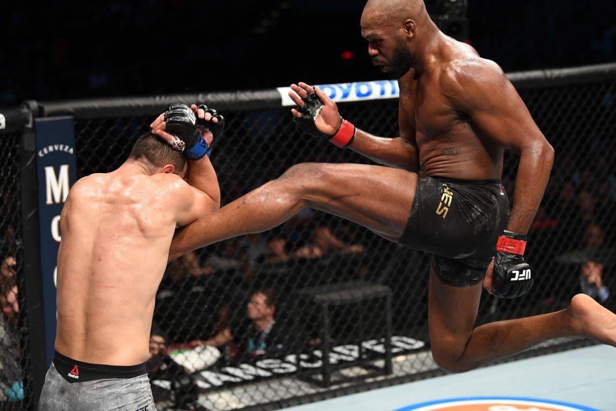 UFC 247 - Jon Jones vs Dominick Reyes - www.FranchiseSportsMedia.com