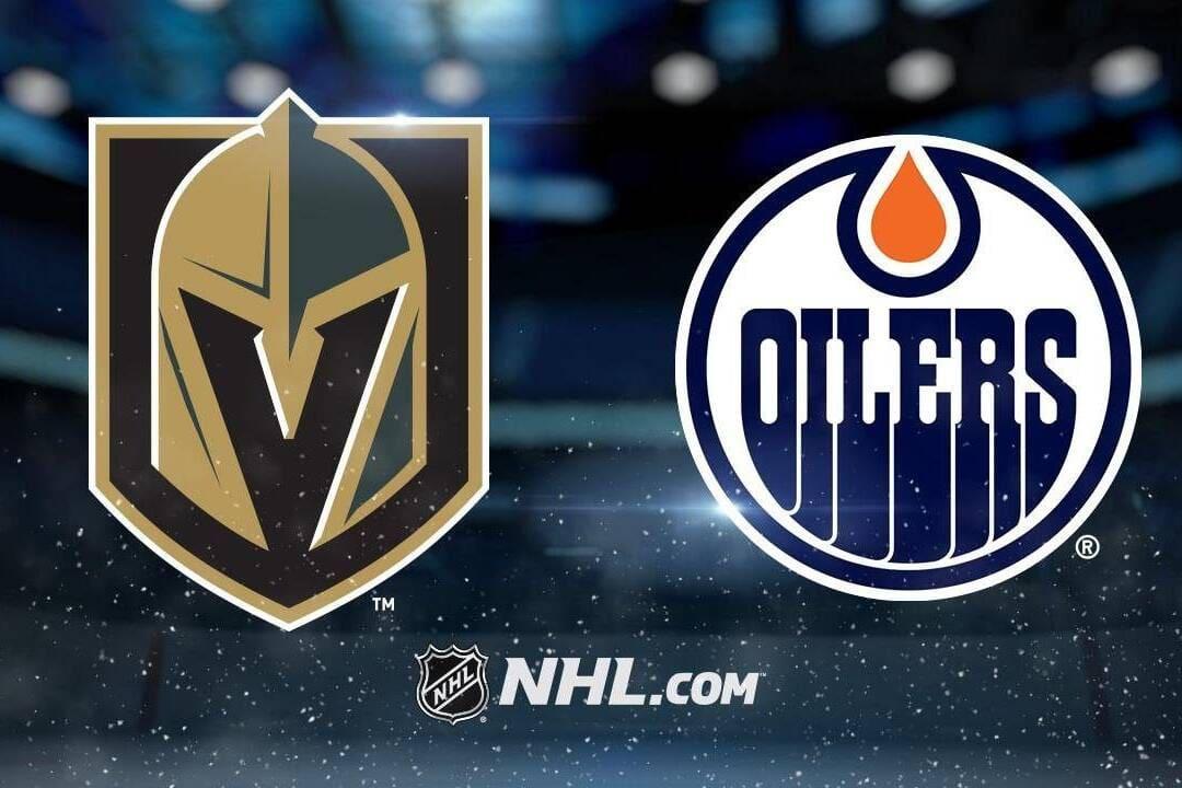Golden Knights vs Edmonton Oilers