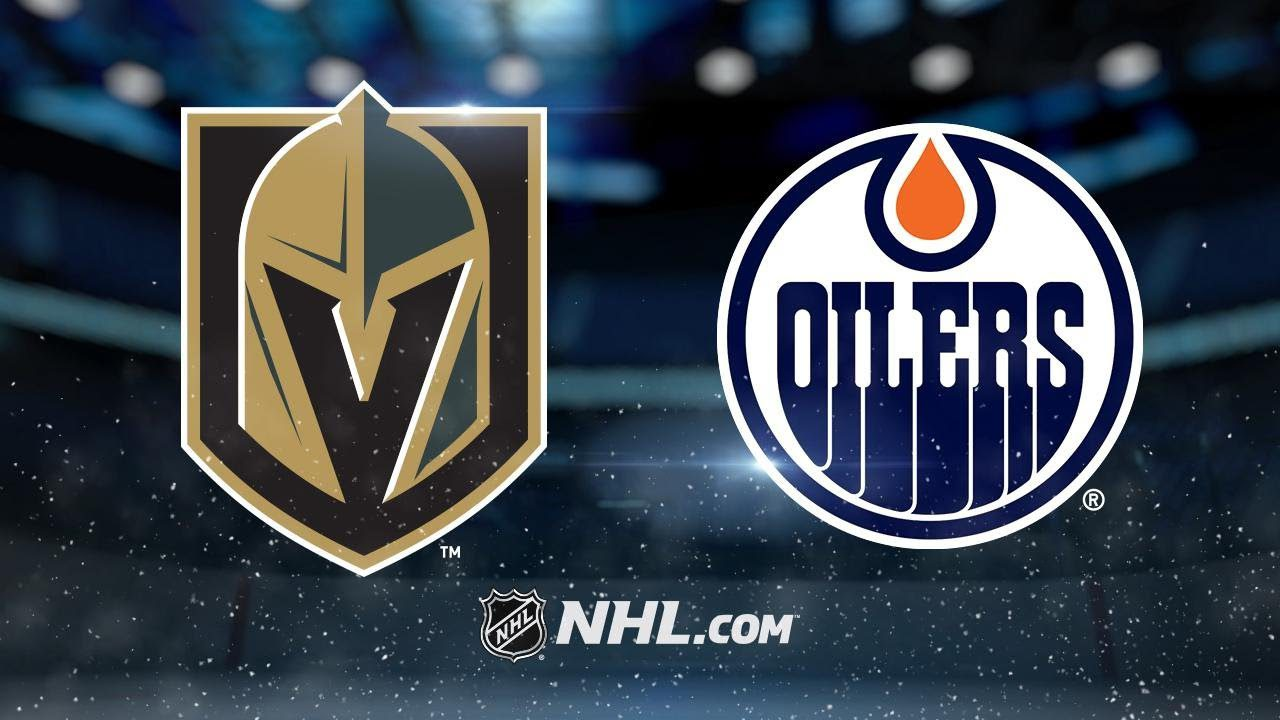 Golden Knights vs Edmonton Oilers