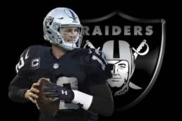 Las Vegas raiders and tom Brady