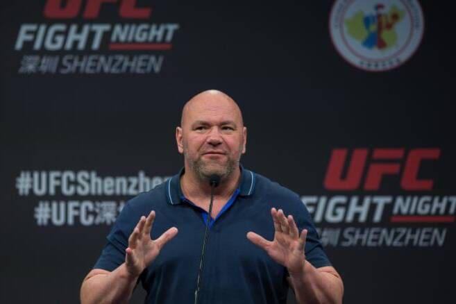 UFC 249 - Coronavirus