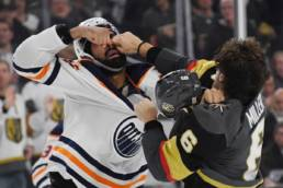 VGK Golden Knights vs Calgary and Edmonton
