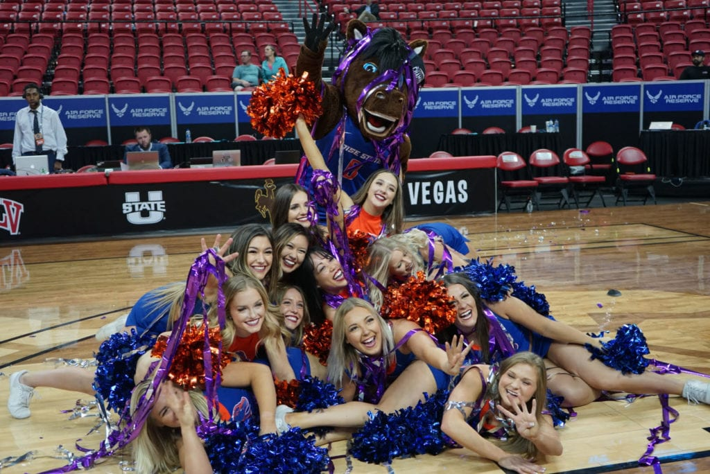 2020 Mountain West Conference Women's Basketball Championship