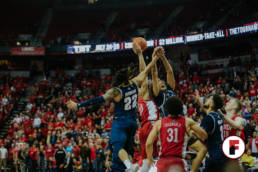 New Hoops Preview: MWC Tournament - UNLV vs Boise State - Quarterfinal Game 5