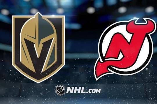 Golden Knights vs New Jersey Devils
