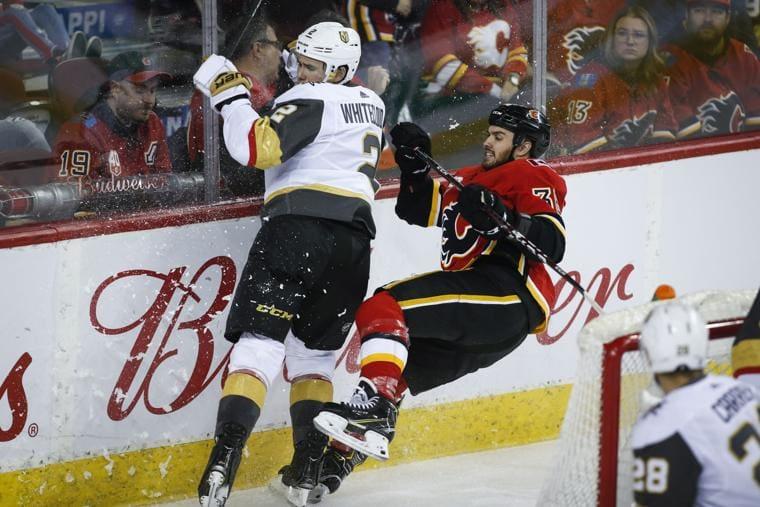 VGK vs Calgary and Edmonton