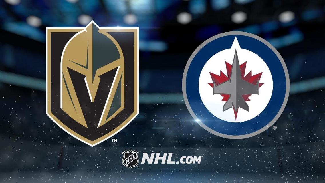 Golden Knights vs Winnipeg Jets