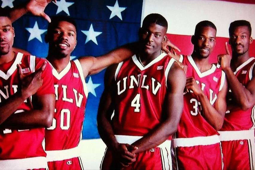 1990 UNLV National Championship Team